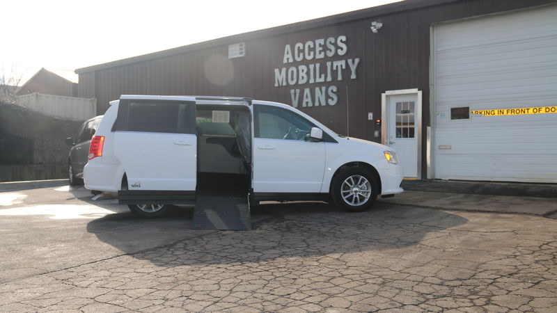 Used 2019 Dodge Caravan.  ConversionVMI VMI Dodge APEX