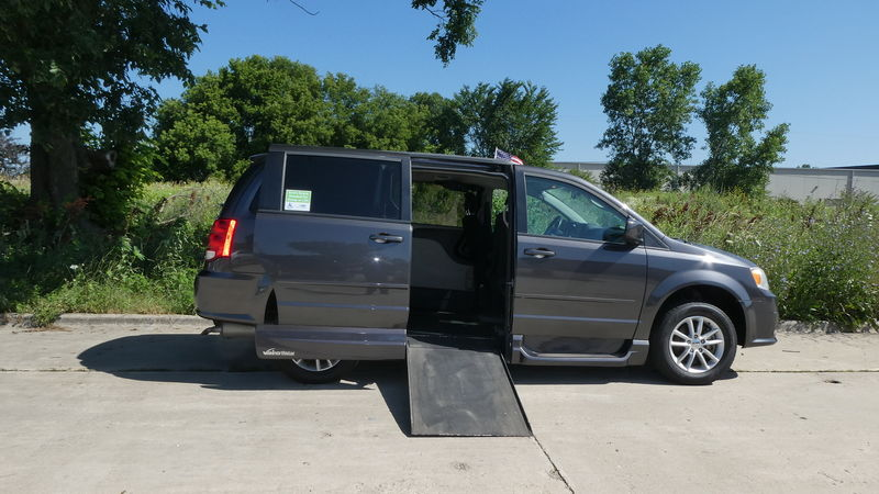 Used 2016 Dodge Grand Caravan.  ConversionVMI Dodge Northstar