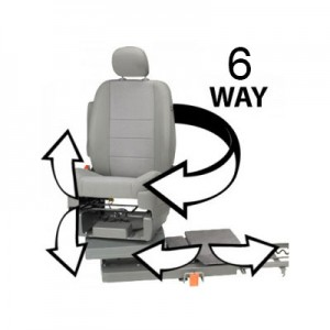 Power 6 Way Transfer Seat Base. B&D manufactures transfer seat b