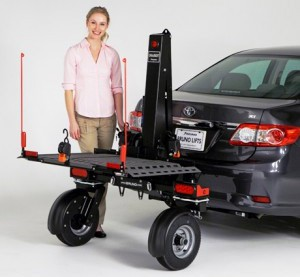 Bruno Chariot Scooter Lift on Wheels. This groundbreaking product li